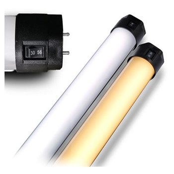 Rent Q-LED bi color 100% dimmable   daylight - tungsten