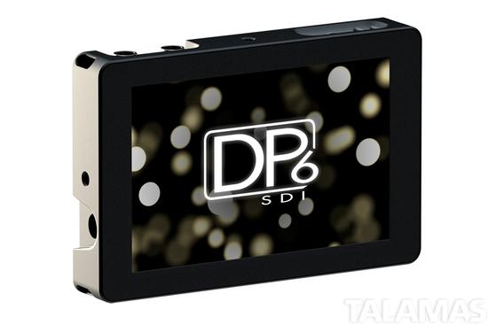 Smallhd dp6 sdi 56 inch monitor