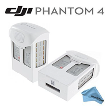Rent DJI Phantom 4 Quadcopter Battery Package