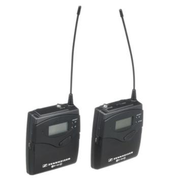 Rent Sennheiser ew 100 G3 Wireless Mic. (1 of 2)