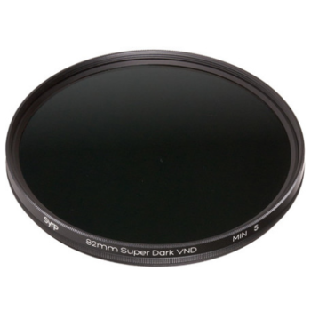 Rent Syrp 82mm Super Dark Variable ND Filter Kit w 77mm 72mm