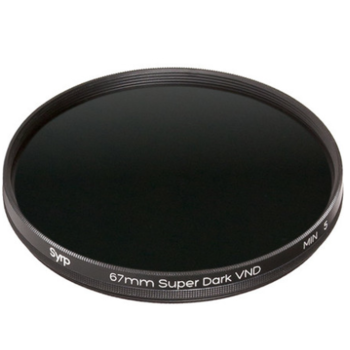 Rent Syrp 67mm Super Dark Variable ND Filter Kit w 58mm, 52mm