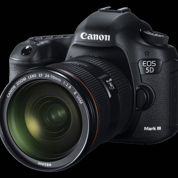 Rent Canon EOS 5D Mark III + Canon 24-70 Lens Package