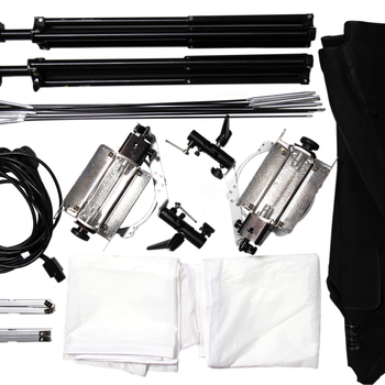 Rent Lowel Tota-light 2 Light Softbox Kit