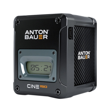 Rent 2 Anton Bauer CINE 150 GM batteries and dual charger