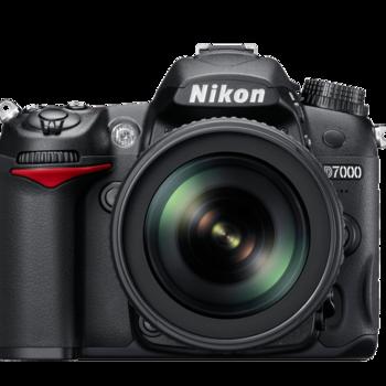 Rent Nikon D7000