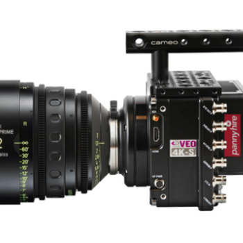 Rent PHANTOM VEO 4K (10G) HIGH SPEED = 1000FPS @ 4K + CAM OP TECH