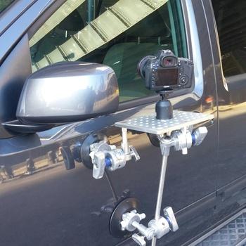 Rent DSLR/Mirrorless Hostess Tray Car Mount Kit