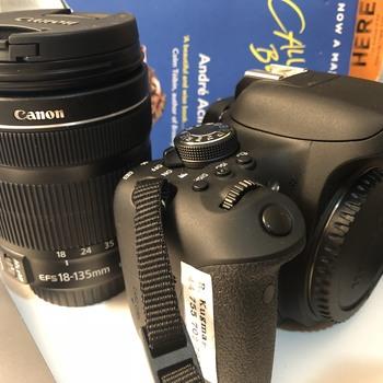 Rent Canon EOS Rebel T6i