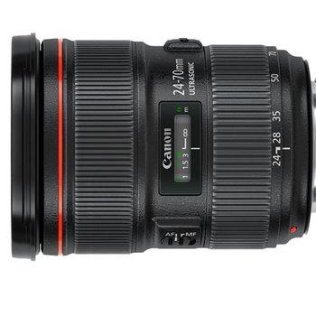 Rent Canon EF 24-70 2.8 II Full Frame Zoom Lens