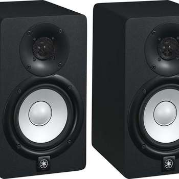 Rent Yamaha HS5 Powered Studio Monitor 70W Speakers(Pair)