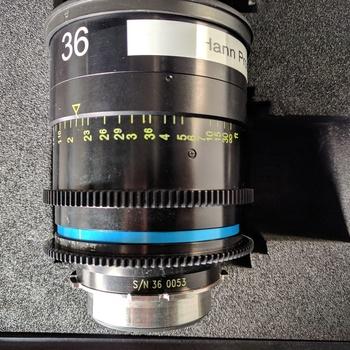 Rent Celere HS Prime Lens Set