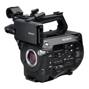 Rent Sony FS7 XDCAM