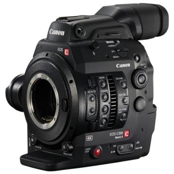 Rent Canon EOS C300 MK II