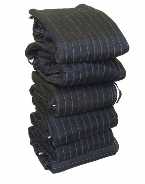 Sound blanket black white bundle of six.angled 1 e1451921707973