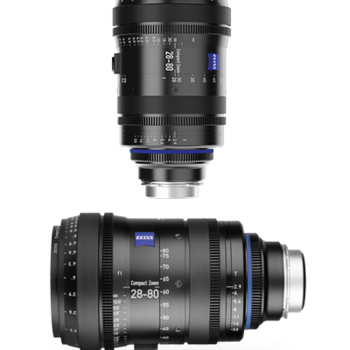 Rent Zeiss 20-80mm 2.9 Compact Zoom Lens