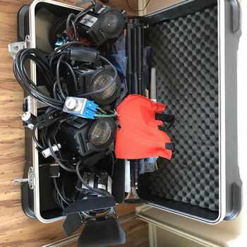 Rent Altman Fresnel Light kit 2x650w & 2x300w