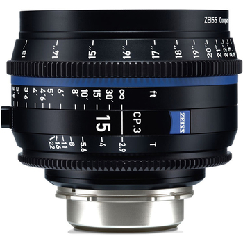 Rent Zeiss CP3 15mm 2.9 Prime Lens