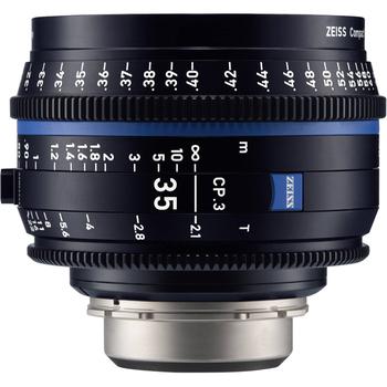 Rent Zeiss CP3 35mm 2.1 Prime Lens