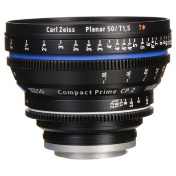 Rent Zeiss CP2 50mm T1.5 Super Speed Prime Lens