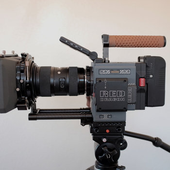 Rent Scarlet-W • 5K Dragon: Sigma Lens, SSD, and more!