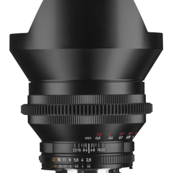 Rent Zeiss ZF 15mm 2.8 Prime Lens