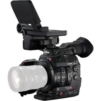Rent Canon C300 MK II (C) Shape Shoulder Rig