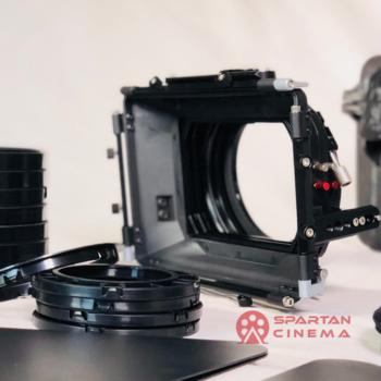 Rent Wooden Camera UMB-1 Mattebox + Schneider 4x5.65 ND Filters