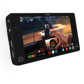 Rent Atomos Shogun 4K 7″ Recorder/Monitor