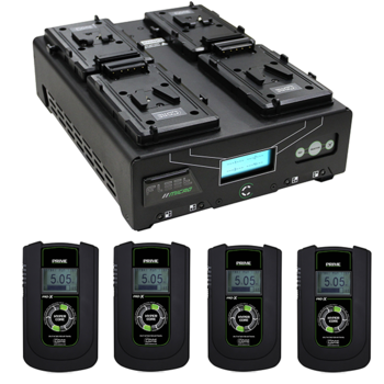 Rent Core Quad V-mount Battery