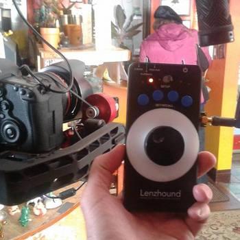 Rent Lens Hound LONG RANGE Follow Focus System