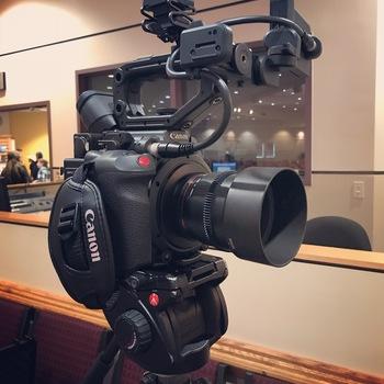 Rent Canon C200 Body