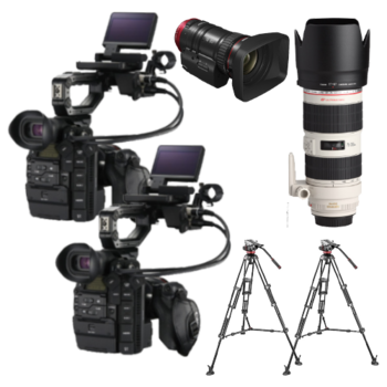 Rent 4K Package – Event