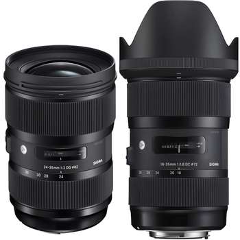 Rent Sigma Zoom Lenses