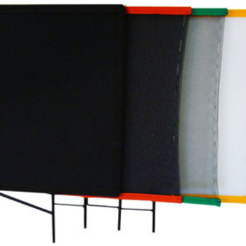 Rent 24x36 FLAG KIT (TWO SOLIDS)