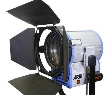 Rent Arri T2: 2000w Fresnel Lamp Head