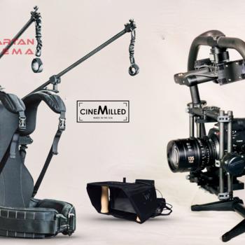 Rent MoVI Pro + Ready Rig + Teradek Bolt 500 Directors Monitor #2