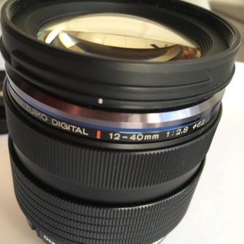 Rent Olympus 12-40mm f2.8 Lense