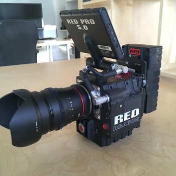 Rent Red Dragon 6K Budget Kit
