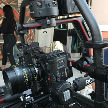 Rent DJI Ronin 2 Pro Combo w/ Ready Rig and Pro Arms