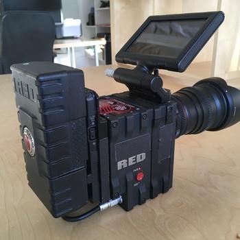 Rent Red Dragon 6K Budget Kit