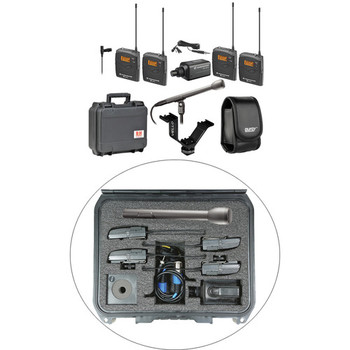 Rent Sennheiser G3 100 Wireless lavalier mic kit