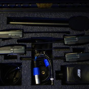 Rent Sennheiser G3 100 Wireless lavalier mic kit