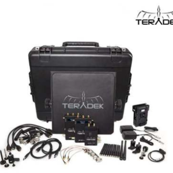 Rent Teradek Bolt 1000 (1Tx/2Rx) With Monitors+Cages+Batteries