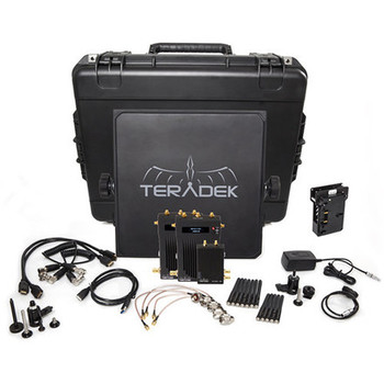 Rent Teradek Bolt 1000 SDI/HDMI Transmitter & Dual Receivers