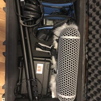 Rent Full Production Sound Kit