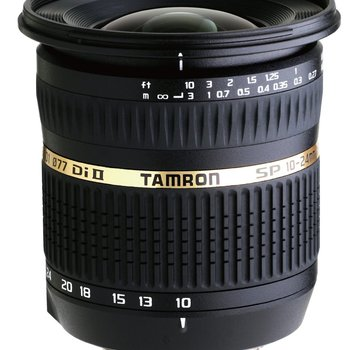 Rent Tamron Auto Focus 10-24mm f/3.5-4.5