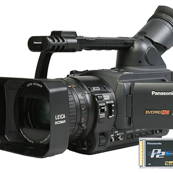 Rent Panasonic HVX 200