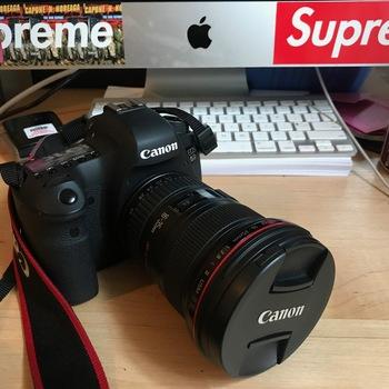 Rent Canon EF 16mm-35mm/ 2.8 II