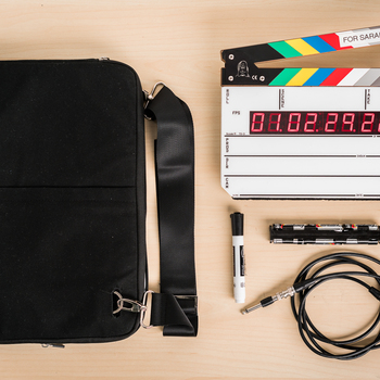 Rent Denecke Timecode Slate with cable and soft case